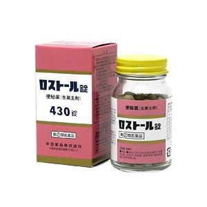 【第(2)類医薬品】ロストール錠430錠『5個セット』