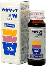 【第(2)類医薬品】カゼリック液W「小児用」30mL『60個セット』