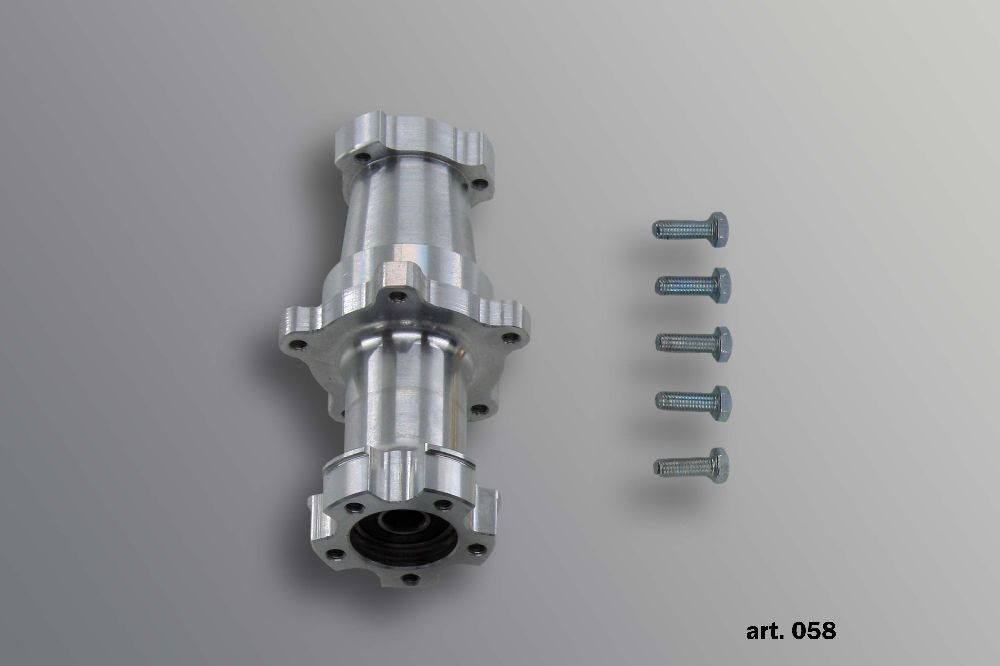 イタリア製ポケバイ マーケティング 限定品 DMTELAI ディーエムテライ 116mm5穴リアハブセット