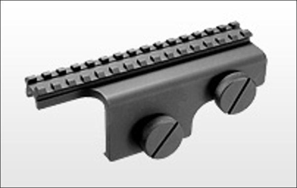 東京マルイ 幅20mm電動ガンスタンダードタイプM14用スコープマウントベース