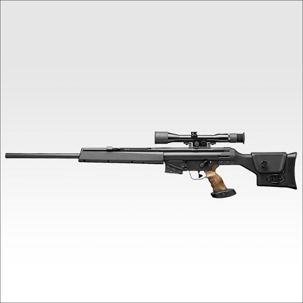東京マルイ H&KPSG-1セミオートマチック・ライフルの常識を覆した、高精度ライフル