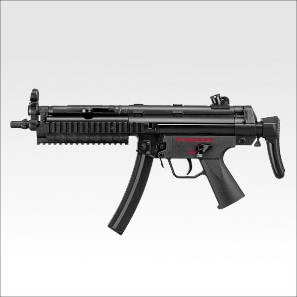 東京マルイ MP5A5 R.A.S. レイルシステムを備えCQB性能を高めたMP5