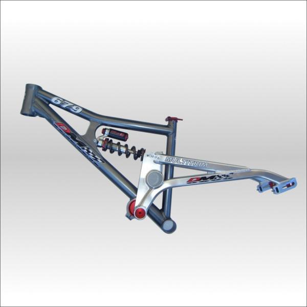 DMTELAI MTB679フレームキット スーパーエンデューロ マウンテンバイク 自転車 ディーエムテライ