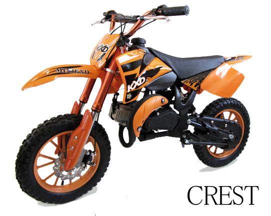 値段が激安 ☆50ccポケバイ ☆50ccポケバイ ポケットバイク☆豪華ダートバイクモトクロス倒立モデル CR-DB02、オレンジ CR-DB02, 帽子屋dreamhats:f6647cff --- clftranspo.dominiotemporario.com