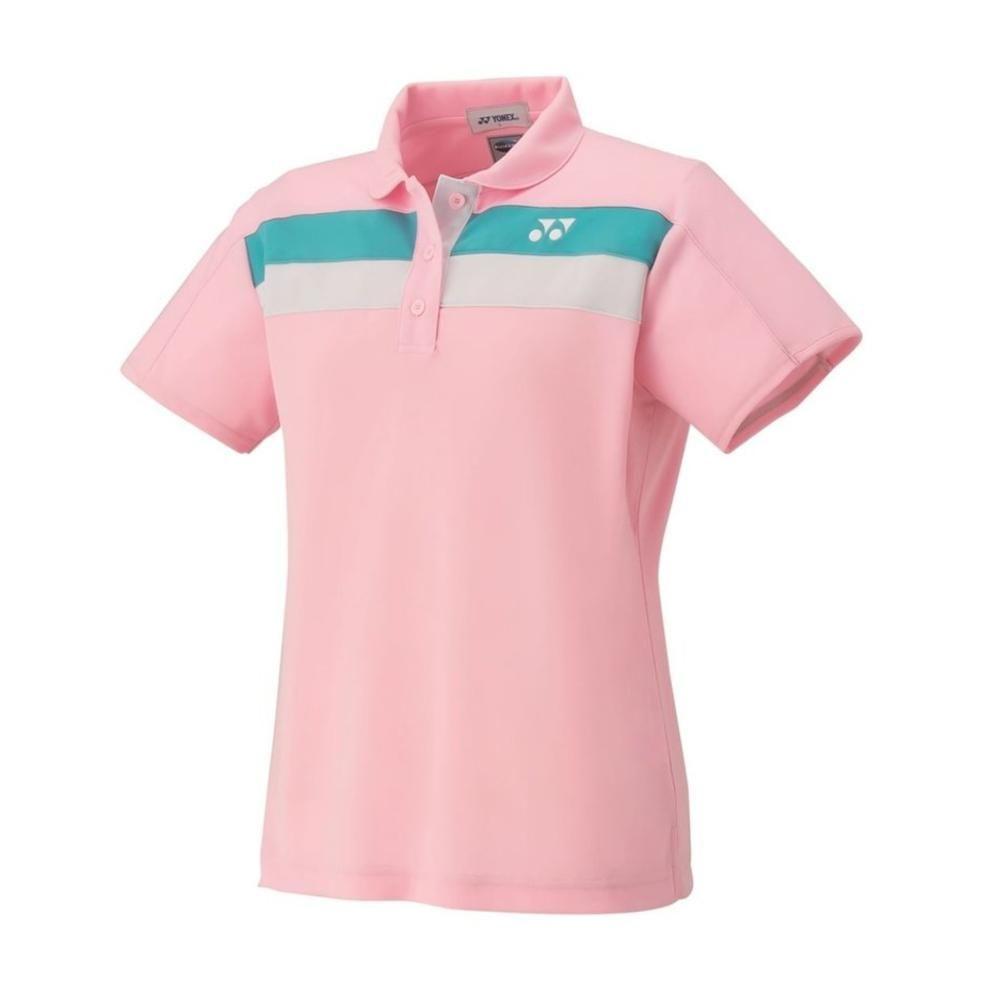 数量限定 アウトレット ヨネックス お買得 YONEX バドミントン テニス ウィメンズゲームシャツ M - スリム 新生活 スイートピンク 20395 605