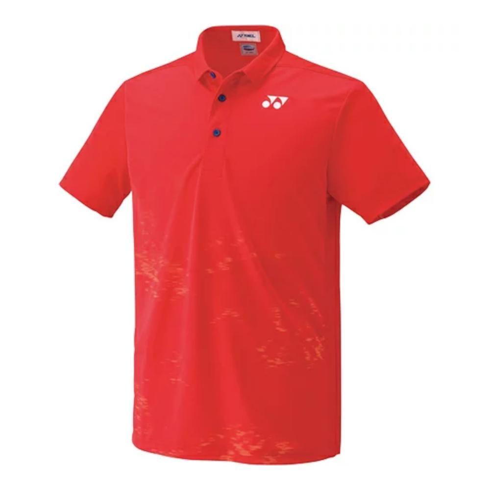 数量限定 アウトレット ヨネックス YONEX バドミントン お得なキャンペーンを実施中 テニス ユニゲームシャツ フィットスタイル S 10182 初回限定 サンセットレッド - 496