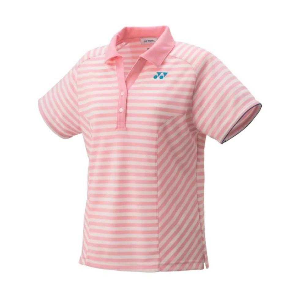 数量限定 アウトレット ヨネックス YONEX バドミントン テニス ウィメンズゲームシャツ 605 20442 スイートピンク 春の新作続々 スリム - O 送料無料限定セール中