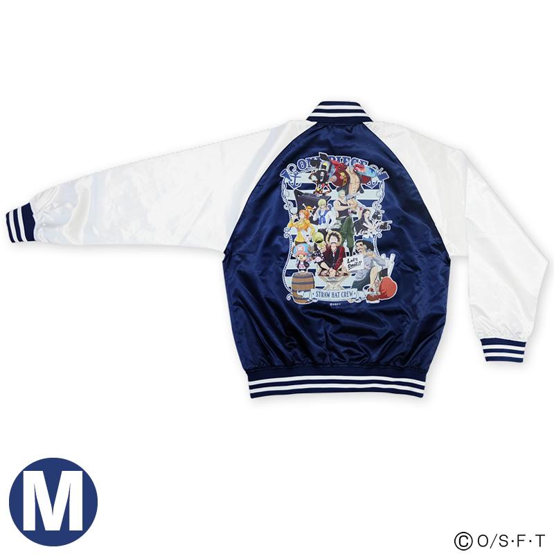 【フジテレビ限定】 ワンピース スタジアムジャンパー Mサイズ