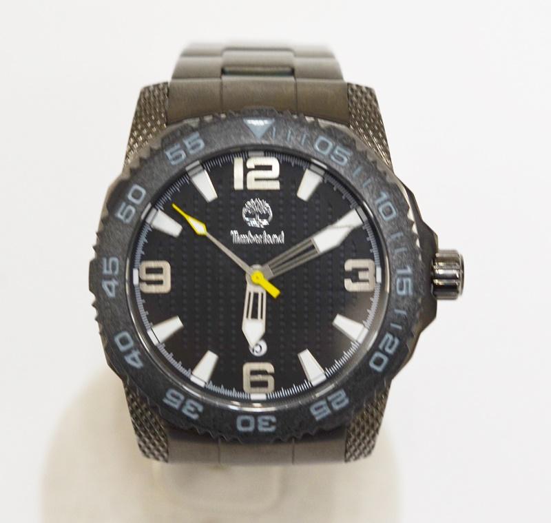 【中古】Timber land ティンバーランド アナログ 13613J 腕時計 メンズ時計 箱有 USED-AB 01727