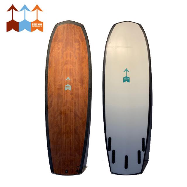ヘス サーフボード HESS SURFBOARDS The Box 5'6