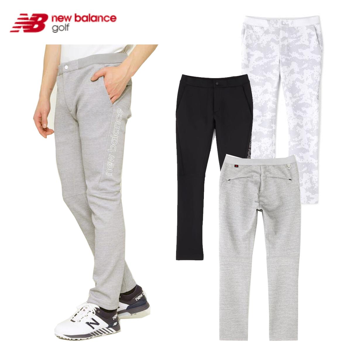 ニューバランスゴルフ ゴルフウェア パンツ メンズ new balance golf スウェットロングパンツ MENS SPORT 2020SS 正規品