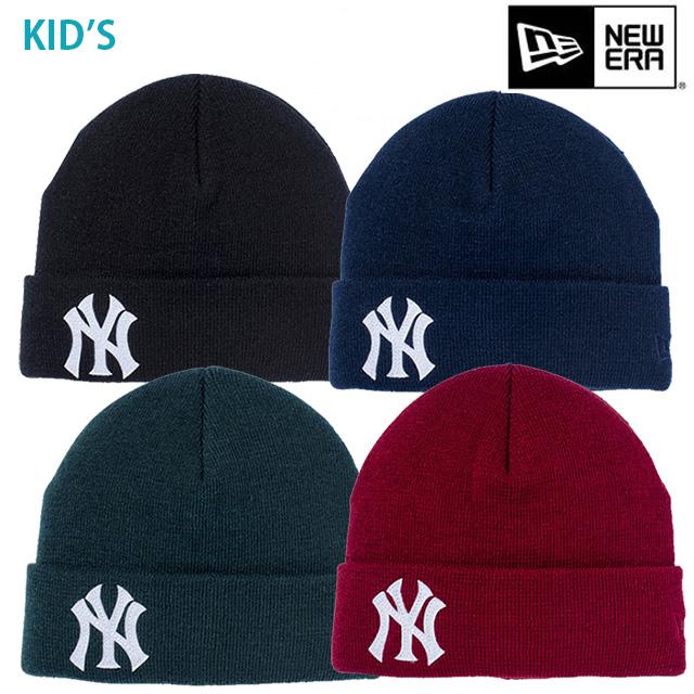 masa nagoya  NEW ERA Beanie kids Basic Cuff Knit  3ebb56ce42e