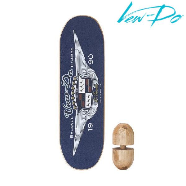 Vew-Do El Dorado Balance Boards w/Roller NAVY