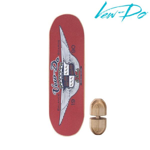 Vew-Do El Dorado Balance Boards w/Roller RED