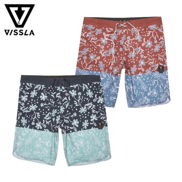 VISSLA ヴィスラ Wild Coast 20