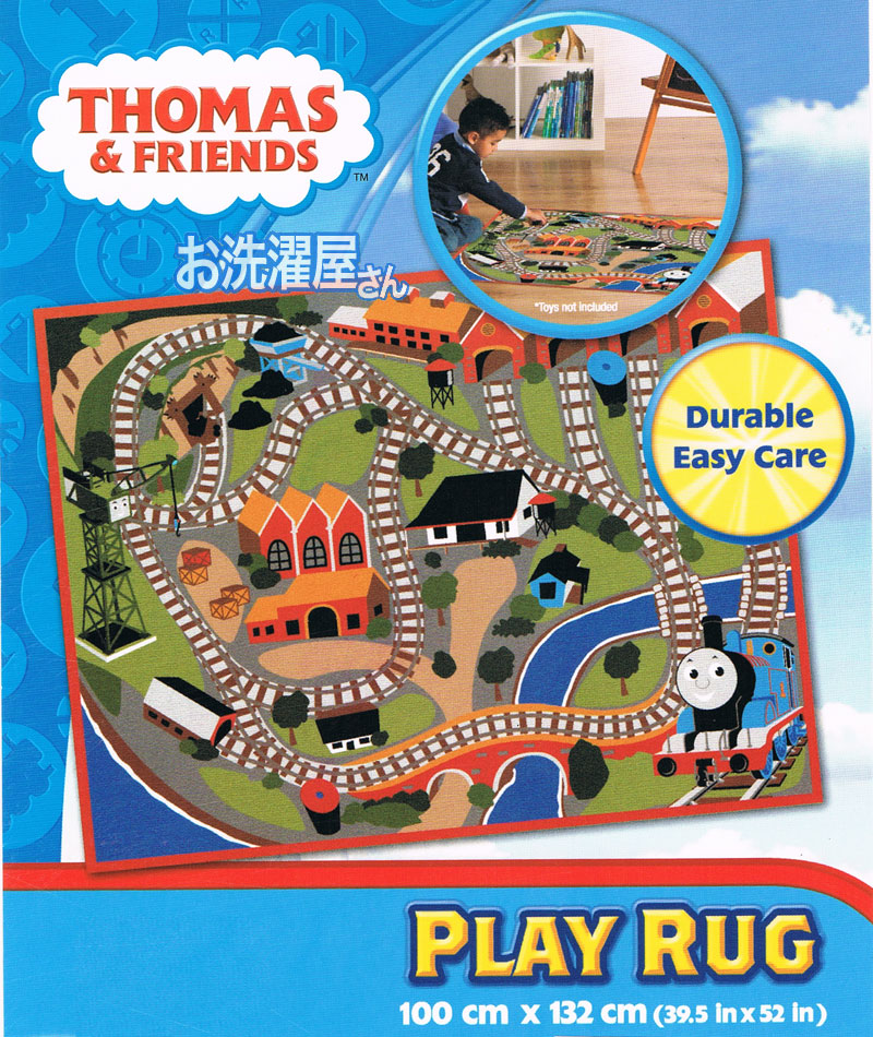 Thomas The Train Play Rug Rugs Ideas