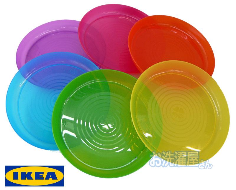 IKEA colorful ♪ plate 6 p set for baby and kids tableware  sc 1 st  Rakuten & rtor-ph | Rakuten Global Market: IKEA colorful ♪ plate 6 p set for ...