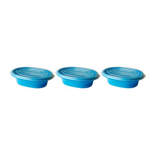 能使用IKEA食物守门员3次settoburutappa●冷冻、冷藏、洗碗机!