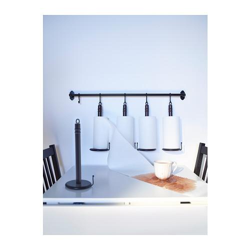 Ikea Fintorp Wooden Paper Towel Holder