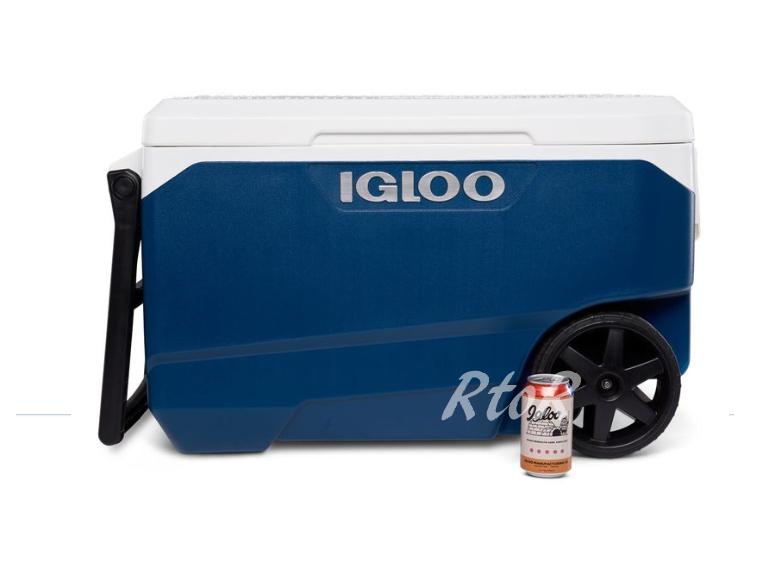 期間限定価格!【送料無料】IGLOO FLIP&TOW 90qt/85L キャスター付きクーラーボックス/フリップ&トウ/大型/車輪付き/イグルー/イグロー※沖縄・離島は送料追加あり