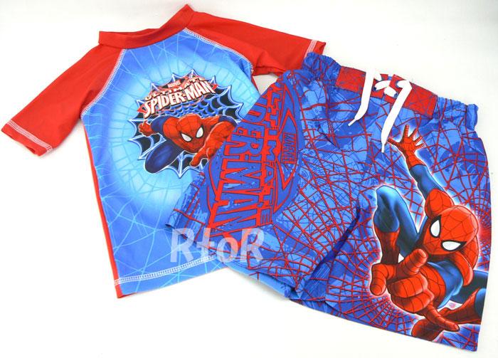 奇迹 RashGuard 和短裤泳装设置 UPF 50 + ★