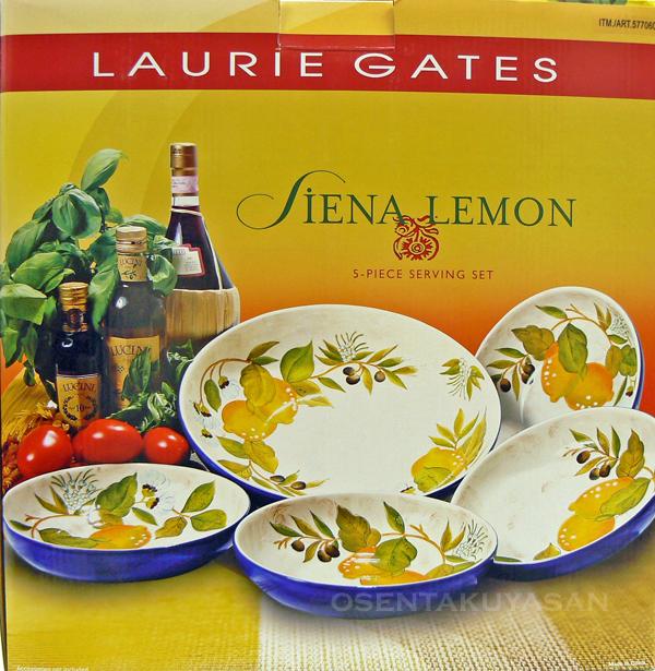 LAURIE GATES罗利盖茨5枚服务于安排