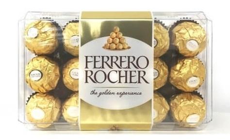 費列羅 rocher 巧克力 30 片超值包