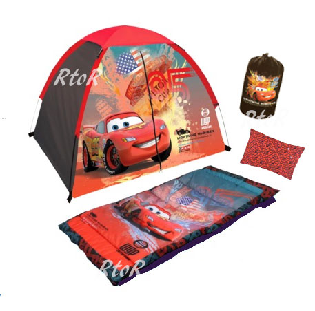 3-piece set (tent sleeping bag pillow) Disney Princess/cars  sc 1 st  Rakuten & rtor | Rakuten Global Market: 3-piece set (tent sleeping bag ...