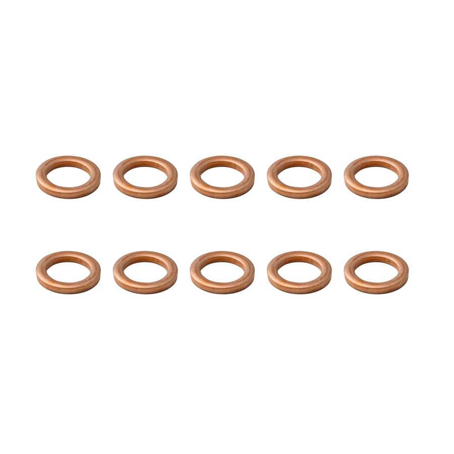 新作アイテム毎日更新 スウェッジライン SWAGE-LINE サービス 銅ワッシャー 2mm厚 10枚 #3 ブレーキホース