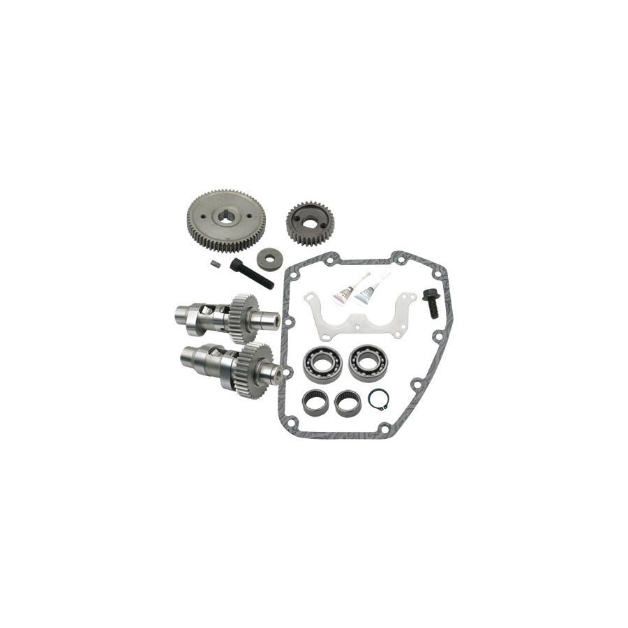 エスアンドエスサイクル ギアドライブカムシャフトキット 465G M8 17-19 カムシャフト