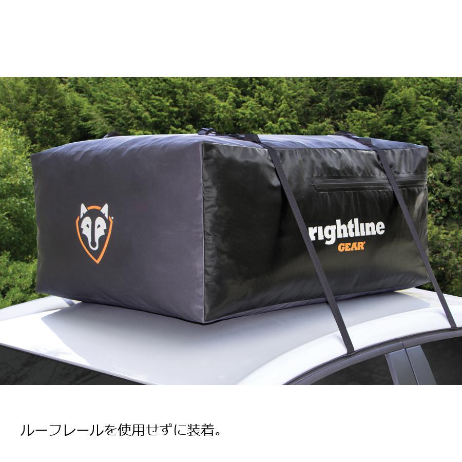 メーカー再生品 返品交換不可 ライトラインギア Rightline Gear カートップキャリア ジュニア 280L スポーツ