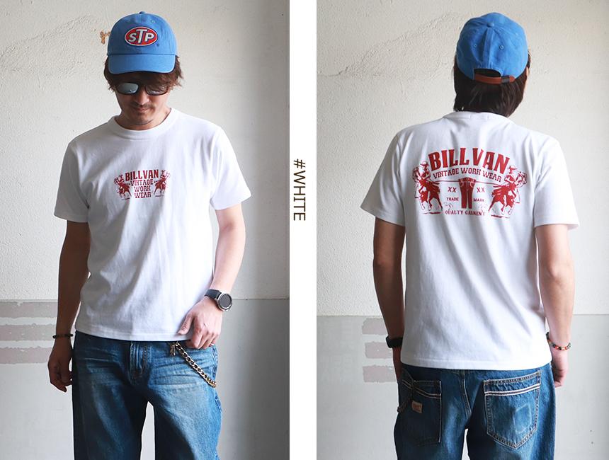 f38cc74c10e6cc RUBBER SOUL: T-shirt BILLVAN DENIM American hose heavy T-shirt ...