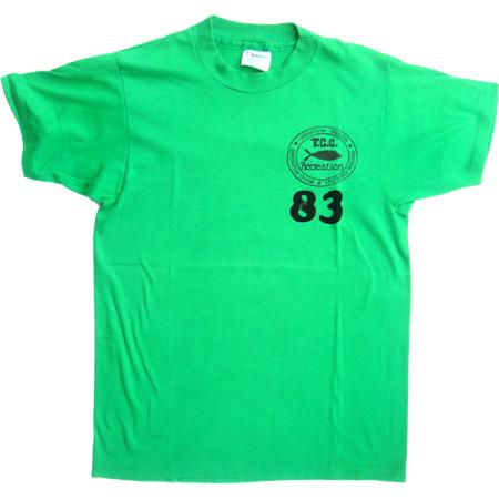 SALE 大幅値下げ 80'S M 低価格 VINTAGE半袖Tシャツ 中古 大注目