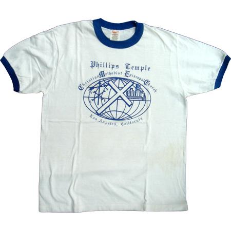 SALE 大幅値下げ 80'S M 《週末限定タイムセール》 引出物 VINTAGE半袖Tシャツ 中古