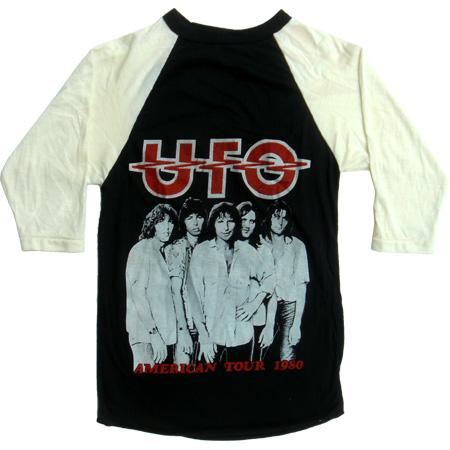 SALE 大幅値下げ 安い 激安 プチプラ 高品質 UFO ユー 7分ビンテージTシャツ 中古 高価値 エフ オーロック