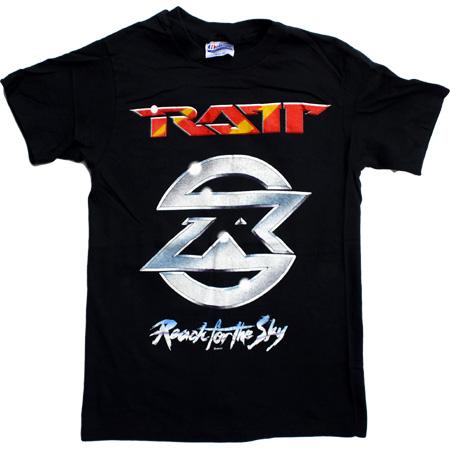 RATT 専門店 ラットビンテージロックTシャツ 中古 新作販売