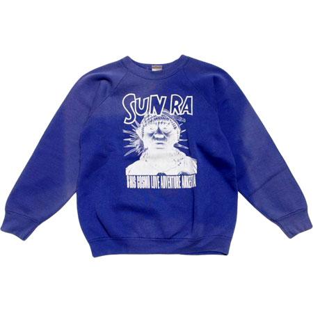 【SALE】【大幅値下げ】【SUN RA】サン・ラービンテージ スウェット【中古】