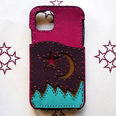 【OJAGA DESIGN】 オジャガ デザインiPhone 11ケース KARINアイフォンケース