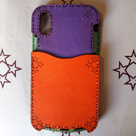 【OJAGA DESIGN】 オジャガ デザインiPhone XR ケース HINDアイフォンケース