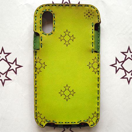 【OJAGA DESIGN】 オジャガ デザインiPhone XR ケース SMUTSアイフォンケース
