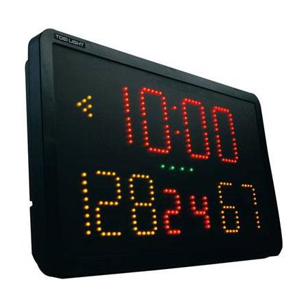 2019最新のスタイル TOEI LIGHT トーエイライト LED表示 TOEI B4001 用具・小物 得点板 B4001 デジタルスポーツカウンター LED表示 14秒ルール対応, SUNGLASS HOUSE-サングラスハウス-:3d0e6412 --- hortafacil.dominiotemporario.com