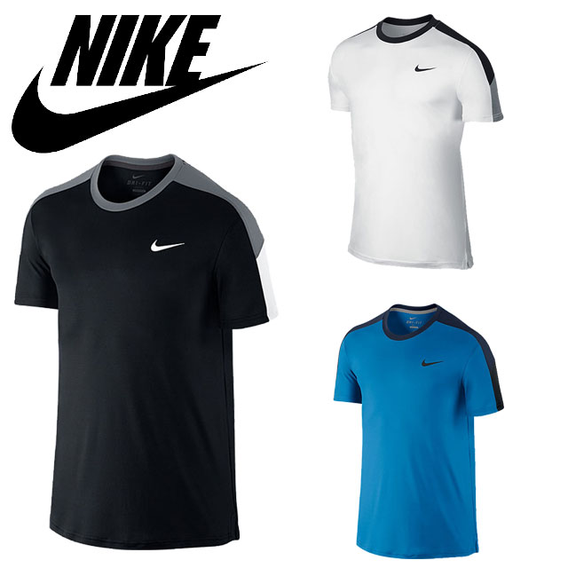 773376f40346 Rugbino  Nike workout shirts team cat crew NIKE 644785