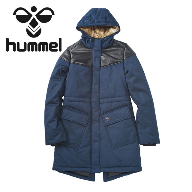hummel (ヒュンメル) メンズ モッズコート JOAN COAT アウター HM80762 ヒュンメルライフスタイル