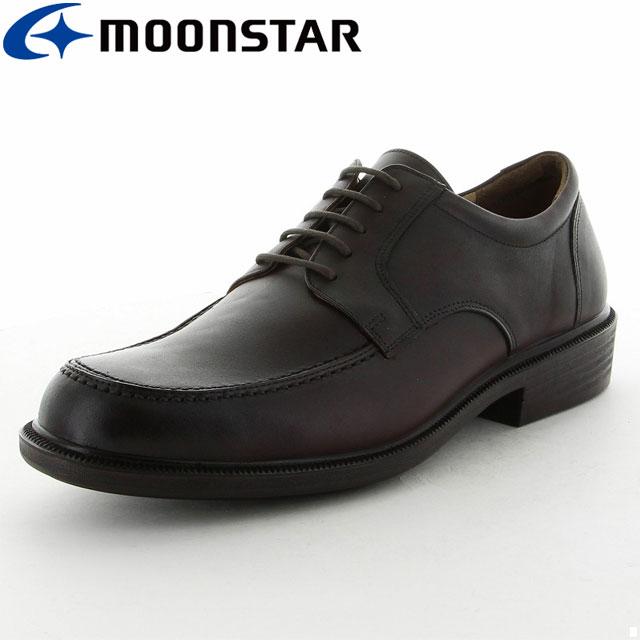 ムーンスター ビジネスシューズ SPH4501 幅広 日本製 革靴メンズ MS シューズ