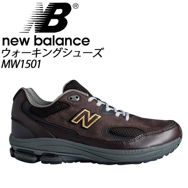 ニューバランス ウォーキングシューズ MW1501 NEW BALANCE MW1501B12E スニーカー【メンズ】