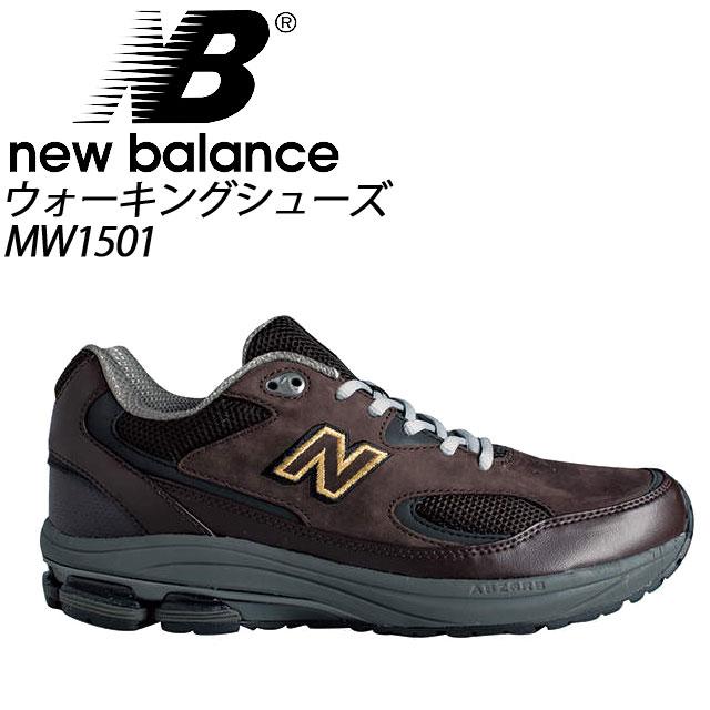 ニューバランス ウォーキングシューズ MW1501 NEW BALANCE MW1501B1G スニーカー【メンズ】