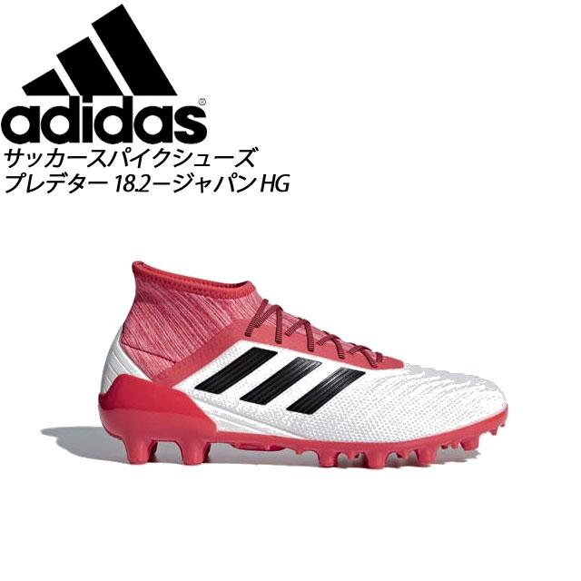 アディダス サッカー スパイクシューズ メンズ プレデター 18.2 ジャパン ハードグラウンド CQ1951 adidas