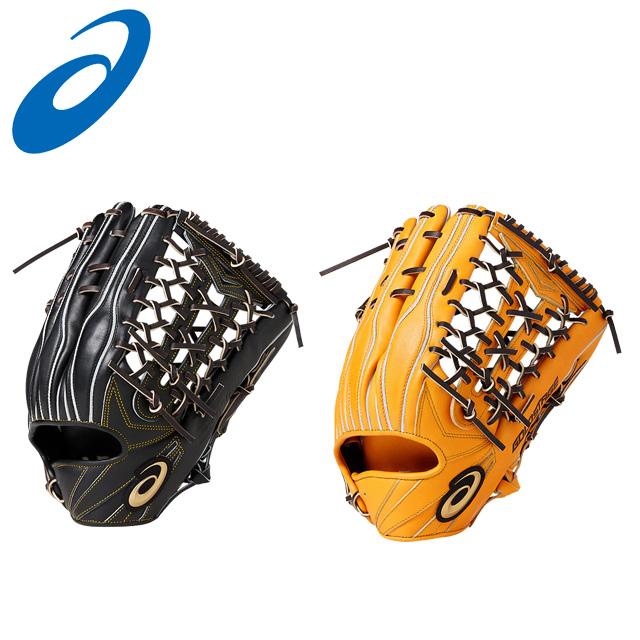 アシックス 野球 硬式グローブ スピードアクセルタイプD 外野手用グラブ 3121A128 asics
