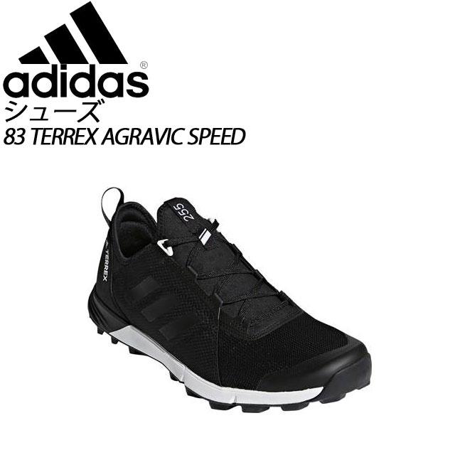 アディダス アウトドア シューズ 83 TERREX AGRAVIC SPEED adidas CM7577 トレイルランニングシリーズ メンズ