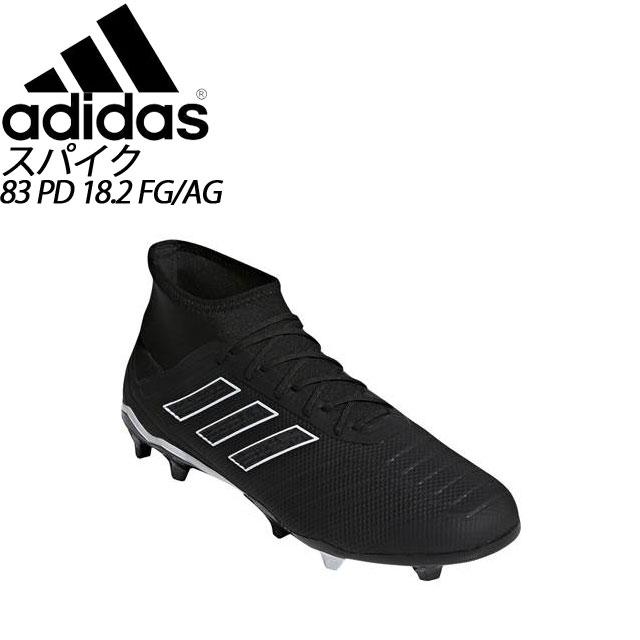 アディダス サッカー スパイク 83 PD 18.2 FG/AG adidas DB1996 スパイク メンズ